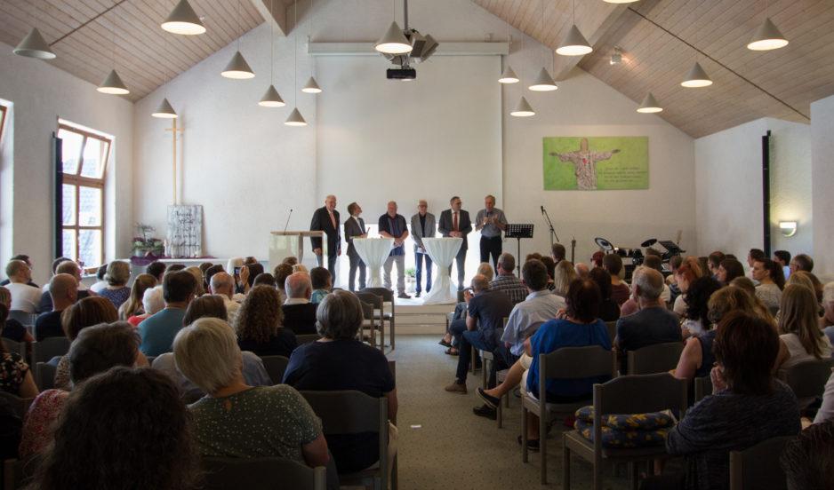 30 Jahre Gemeinschaftshaus